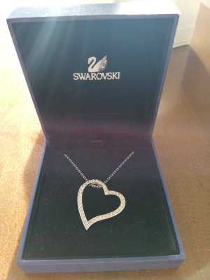 Swarovski Herzkette