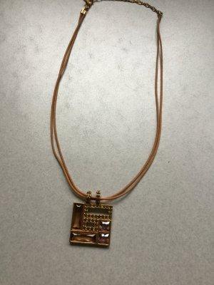 Swarovski Hanger brons