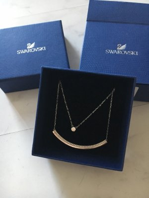 Swarovski Catena d'argento argento