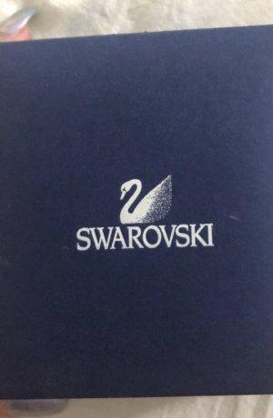 Swarovski Kette mit Vogel