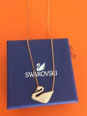 Swarovski Collier Necklace gold-colored-rose-gold-coloured