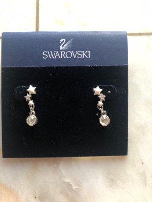 Swarovski Ohrringe Stern Crystal 992891 NEU OVP