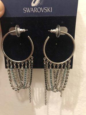 Swarovski Ohrringe und Halskette Set