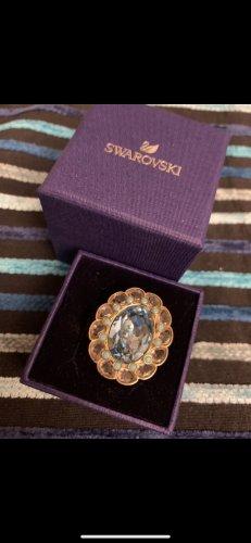 Swarovski Anello d'oro multicolore