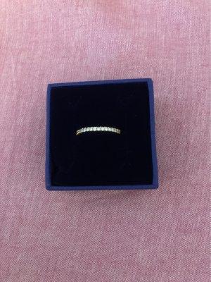 Swarovski Statement Ring gold-colored