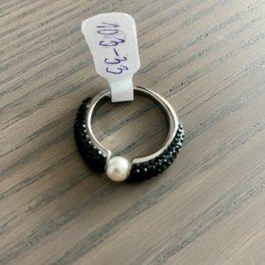 SWAROVSKI Ring mit Perle