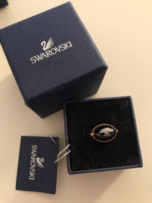 Swarovski Ring Rose Gold