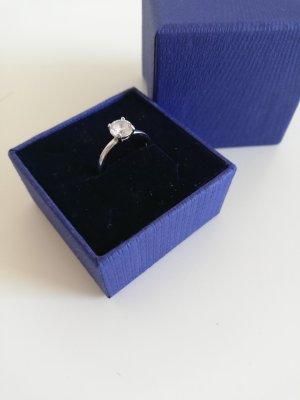 Swarovski Ring Silber 925 Ringgröße 52