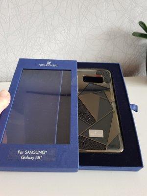 Swarovski Hoesje voor mobiele telefoons zwart
