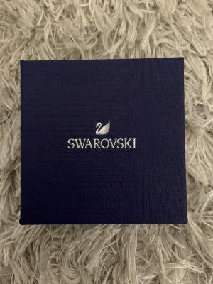 Swarovski Collana dichiarazione blu scuro