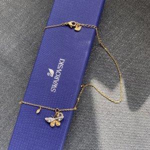 Swarovski Gold Chain gold-colored