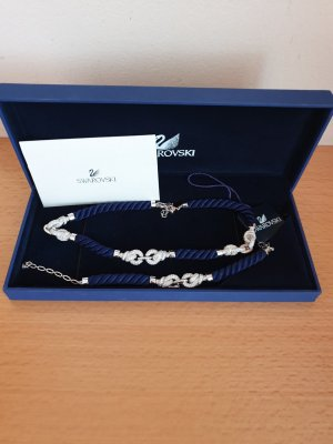 Swarovski Schmuckset Halskette und Armband, NEU