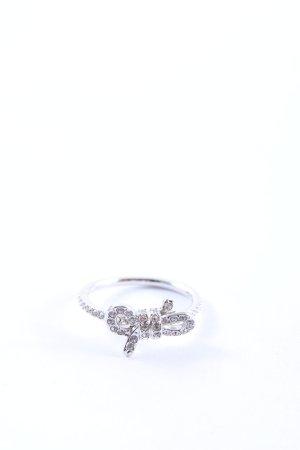 Swarovski Silver Ring silver-colored casual look