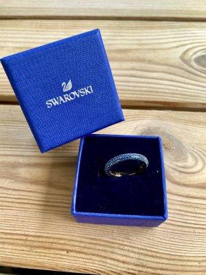 Swarovski stone ring - blau