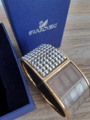 Swarovski Sztywna bransoletka Wielokolorowy