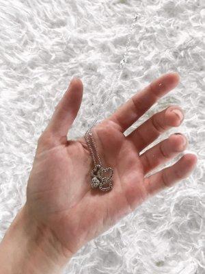 Swarovski Ketting zilver