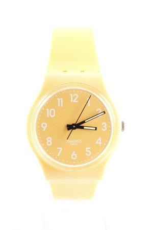 Swatch Analoog horloge sleutelbloem casual uitstraling