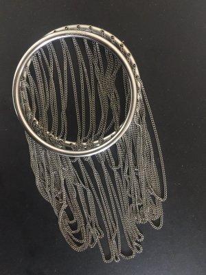 Swatch Braccialetto sottile argento Acciaio pregiato