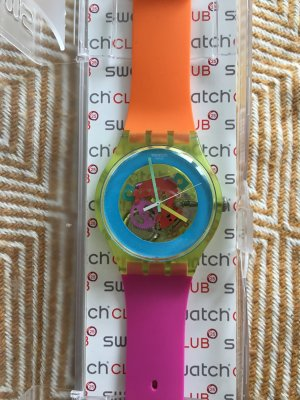 Swatch Color Paletta New Gent Armbanduhr