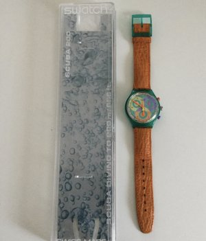 Swatch Damenuhr Twenty Two, 301