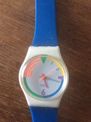 SWATCH  RETRO UHR