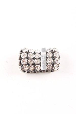 Swatch Anello d'argento argento elegante