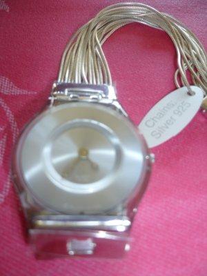 Swatch skin Uhr *NEU* mit echtem Silberarmband