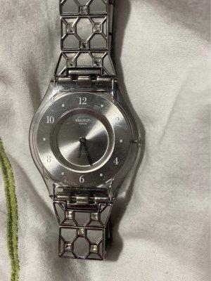 Swatch Analoog horloge zilver