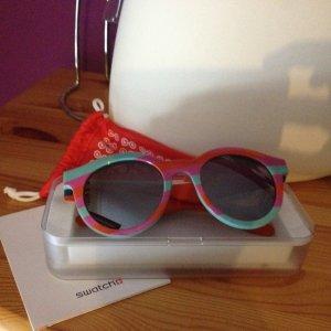 Swatch The Eyes bunte Sonnenbrille unisex