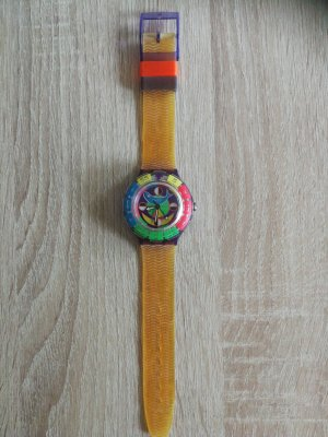 "Swatch uhr ""Color wheel"" 1994"