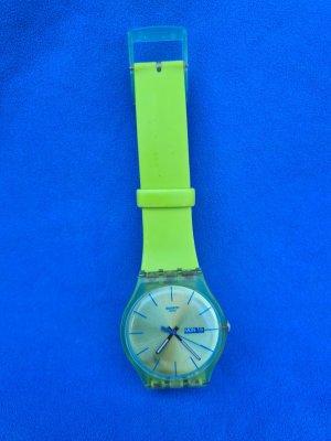 Swatch Stojak na zegarek zielona łąka