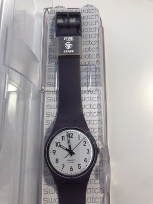 SWATCH Uhr - limited Edition