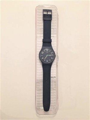Swatch Uhr NEU (dunkelblau)