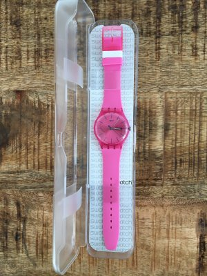 Swatch Analog Watch pink