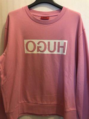 HUGO Hugo Boss Sweatshirt roze