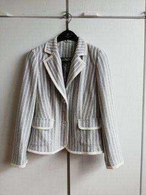 Kirsten Sweat Blazer white-light grey