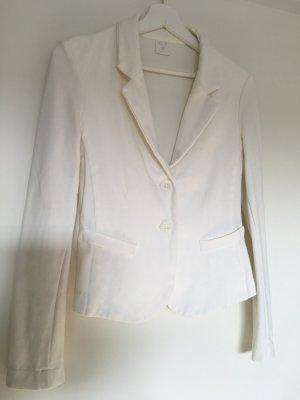 Jim P Marynarka dresowa w kolorze białej wełny