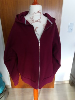 Atmosphere Hoody bordeaux mixture fibre