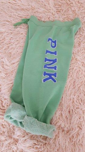 Pink Victoria's Secret Pantalón deportivo multicolor