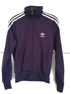 Adidas Veste sweat violet