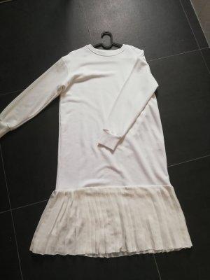 Robe Sweat blanc