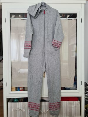 Sweat Lounge Overall Jumpsuit Onesie Tchibo Gr. S