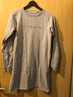 Sweat-Pullover-Kleid