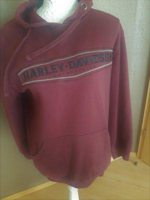 Harley Davidson Felpa bordeaux