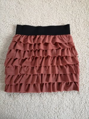 Review Broomstick Skirt black-rose-gold-coloured