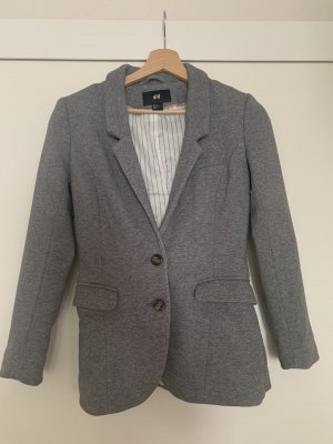 Sweatblazer H&M in Grau 34