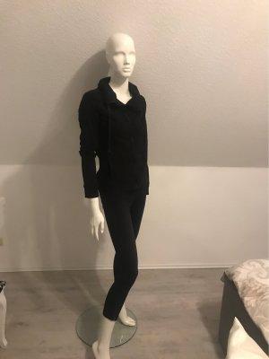 Tigha Veste chemise noir