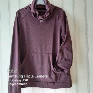 sweater, 36-38, in einem schönen Aubergineton