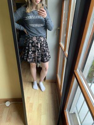 Cache & Cache Sweatshirt gris-blanc polyester