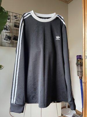 Adidas Kraagloze sweater zwart